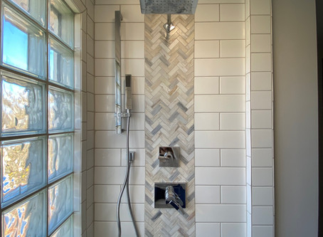 Cannonwood Master Bath Before and After