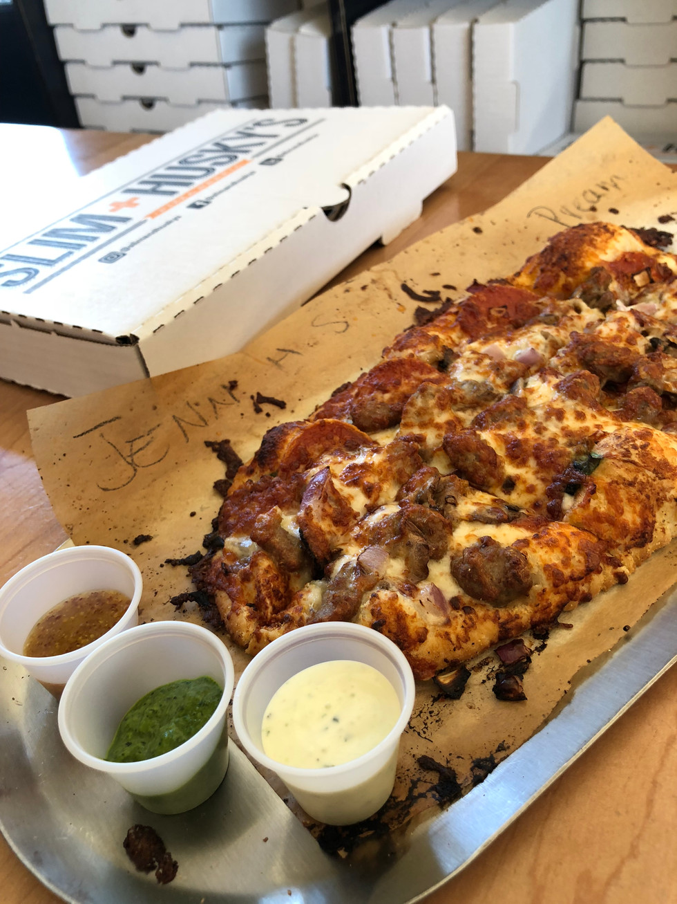 Nashville Tennessee Pizza: Taking The Personal Pizza To A New Level