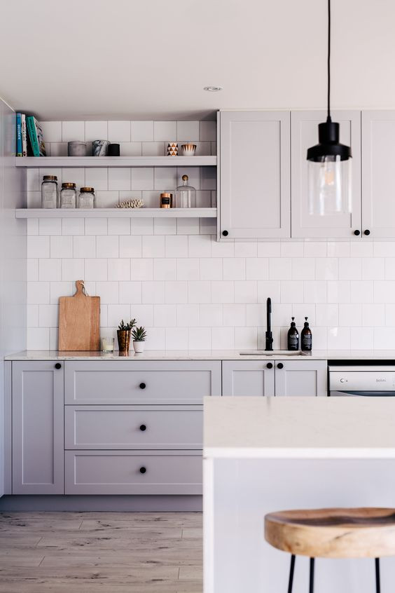 Dream: The Kitchen Backsplash