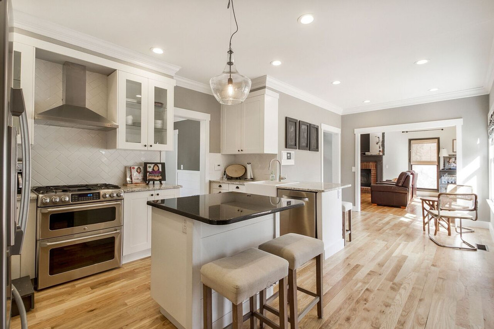 Heading To the Finish Line In The Kitchen: Range Hood