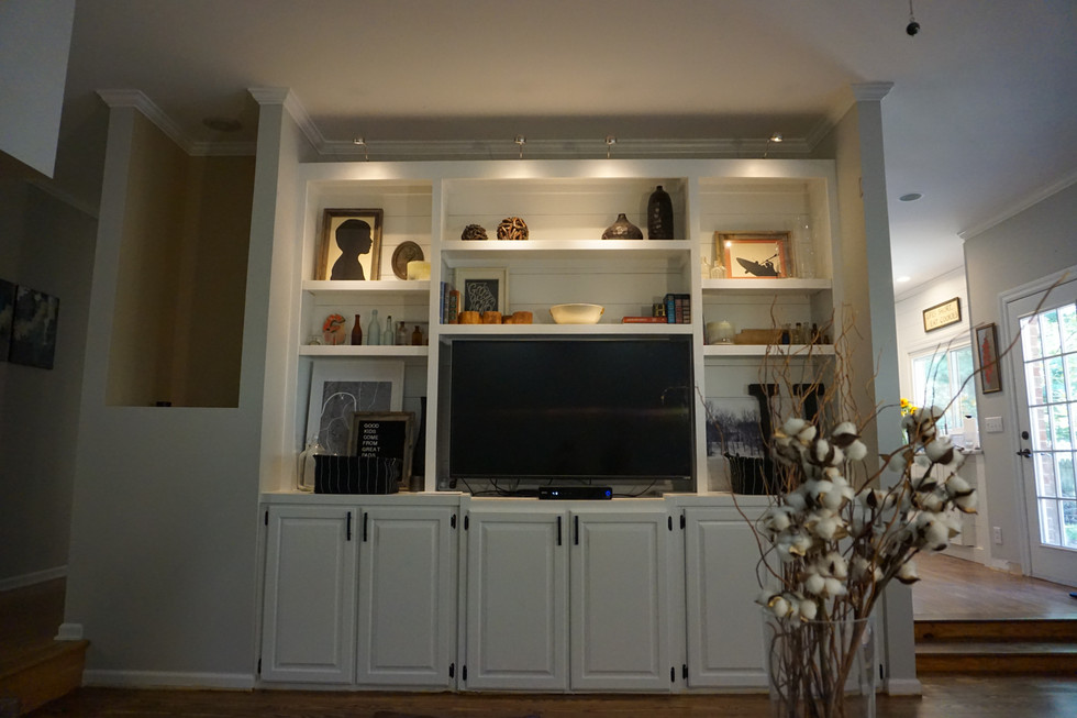 Spotlight: Our Entertainment Center