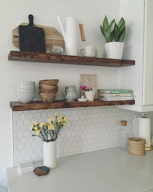West Elm Floating Shelves floating shelving inspiration and decisions |  renovate | united