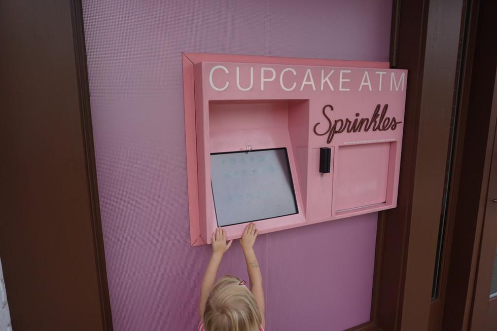 Nashville's ATM Cupcake Machine