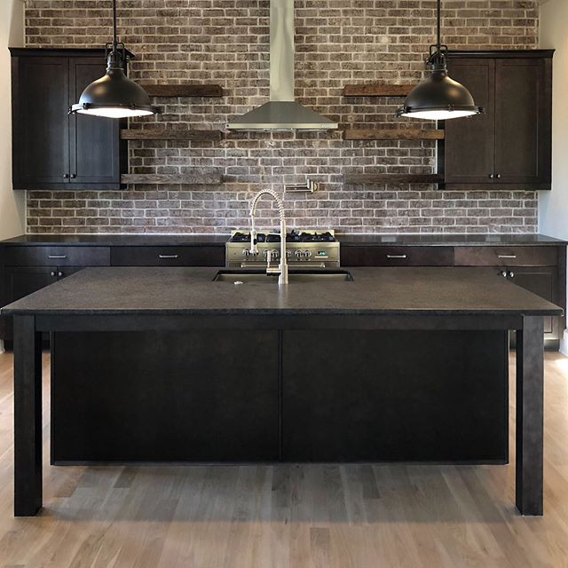 Brick Backsplash Ideas