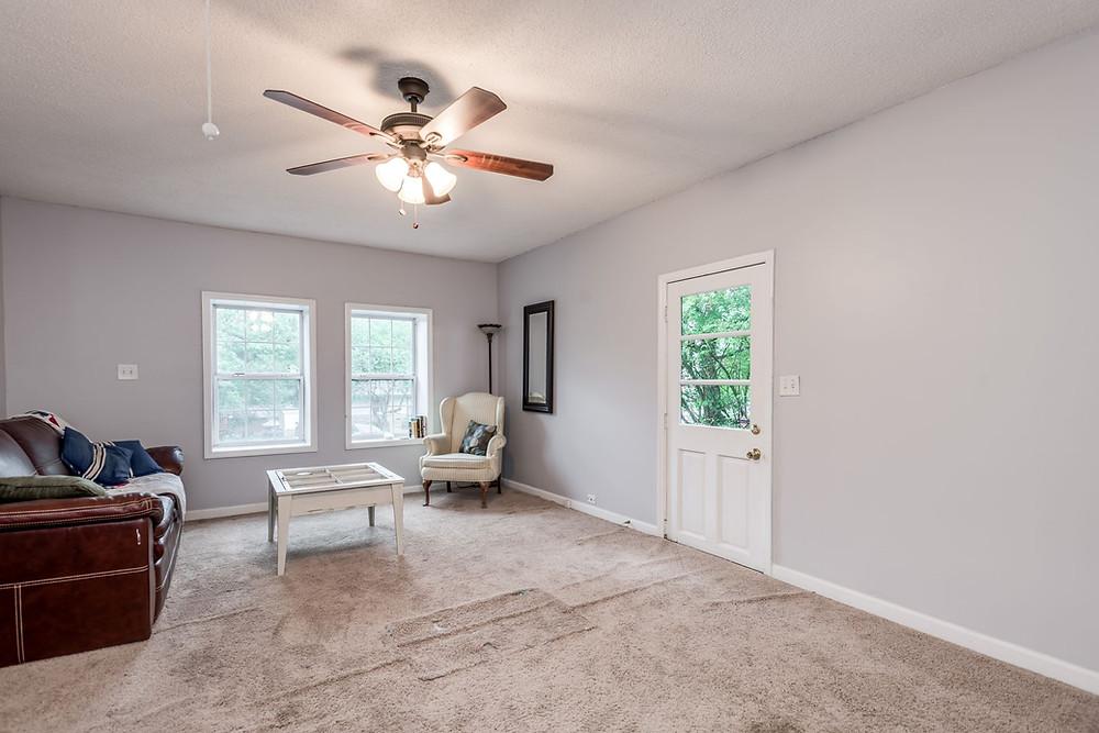 Bonus Room, New Carpet Installed 7/11