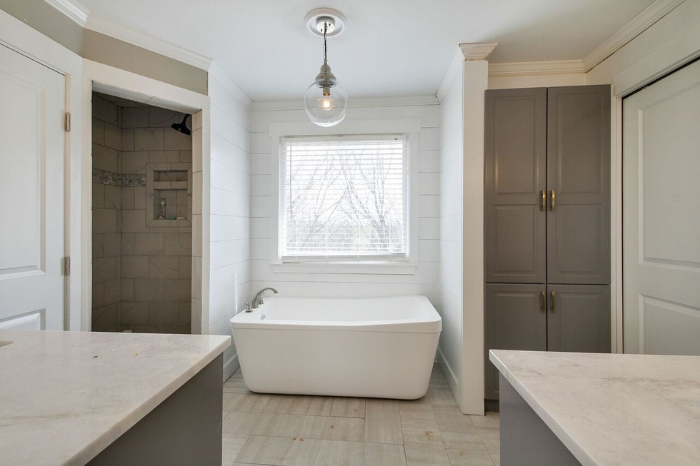 Property 1: Master Bath Before/After