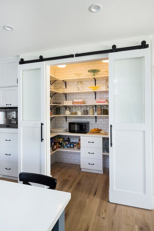 Pantry Inspiration and What's Left in Our Kitchen