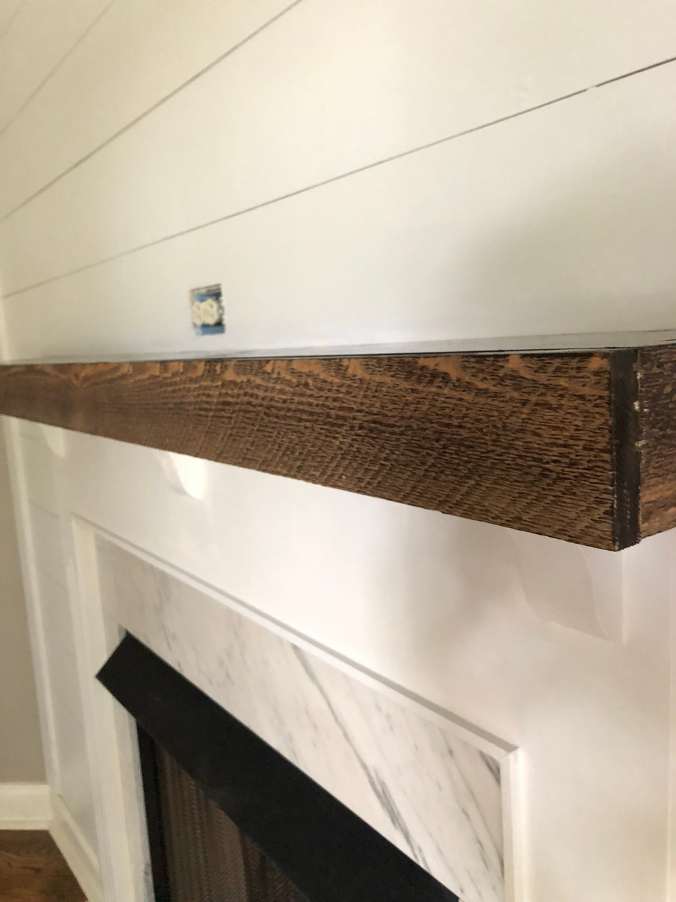 Leeland: Before And After, A Fireplace Refresh