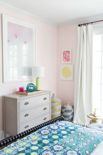 Dreaming: Preschool Girl Bedroom