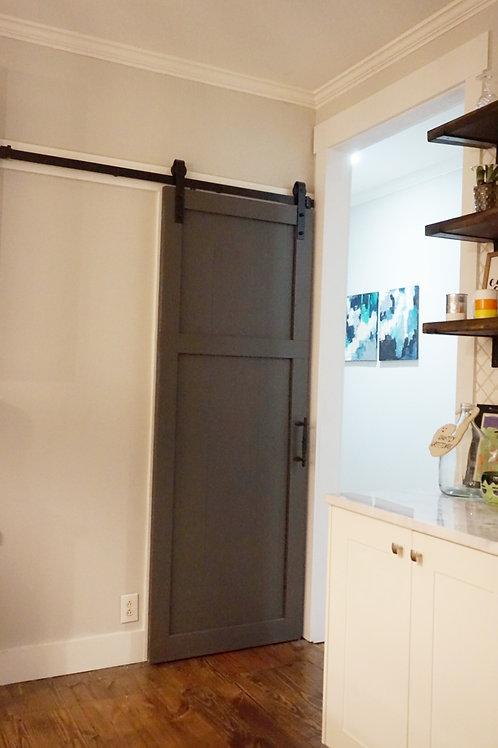 Custom Barn Door up to 36 inches in width
