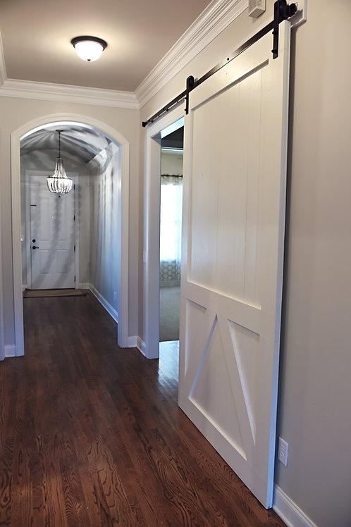 Custom Barn Door up to 56 inches in length