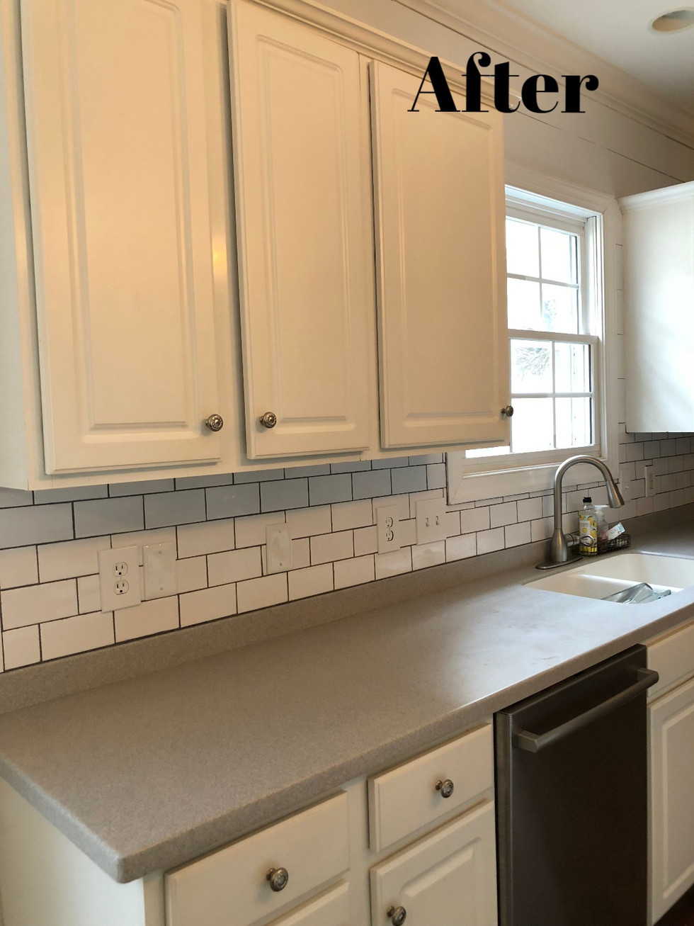 Before & After: Leeland Kitchen Refresh