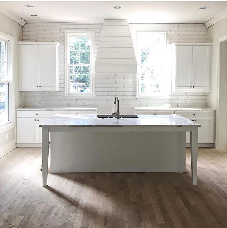 Inspire: Kitchen Backsplash, Client Project