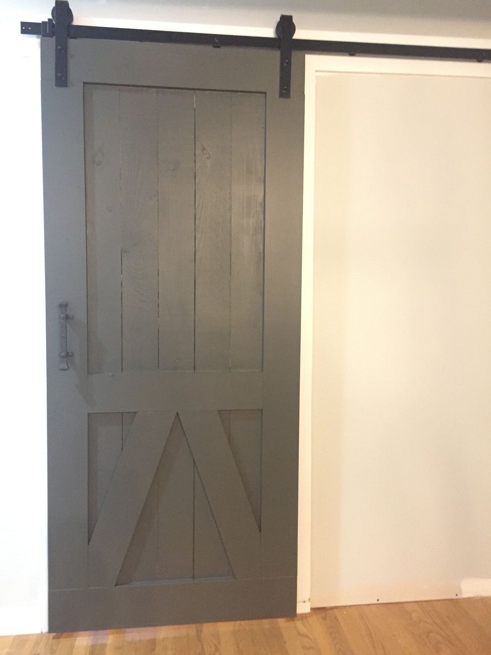 Barn Door Construction: Our Latest Recipe