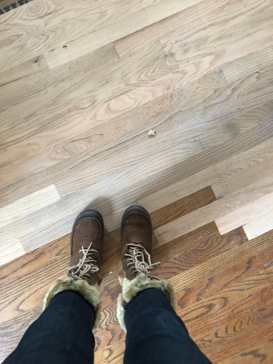 New Hardwoods