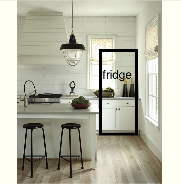 Dream: Smaller Kitchen Spaces and Pendant Lighting