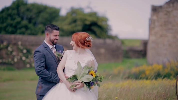"""A """"Garden"""" Wedding"""