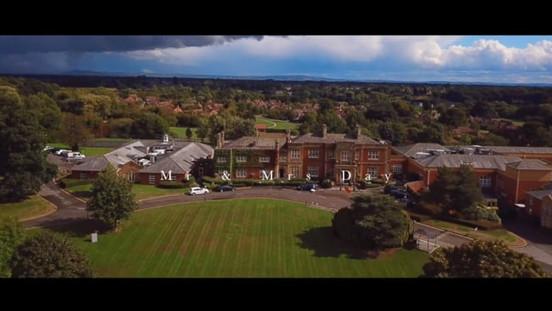 A Cheshire Manor Wedding