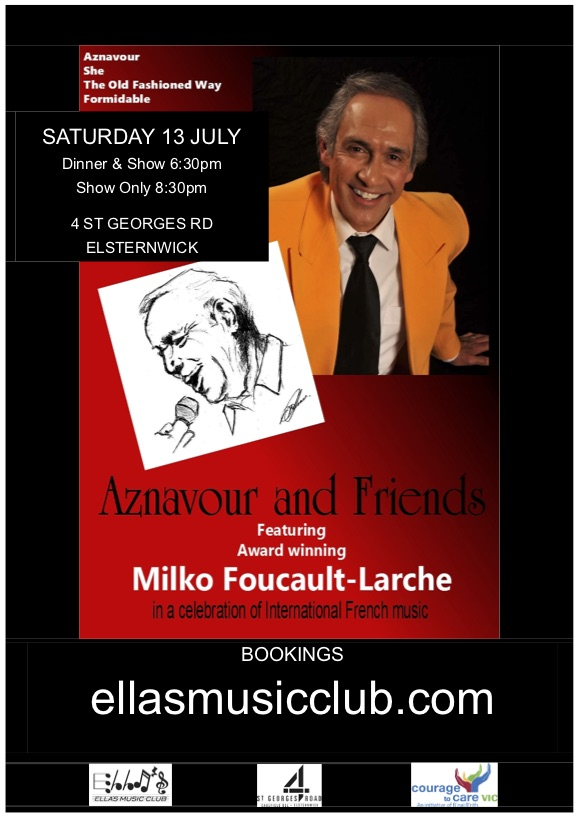 AZNAVOUR & FRIENDS