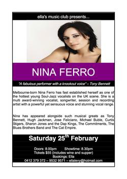 Nina Ferro