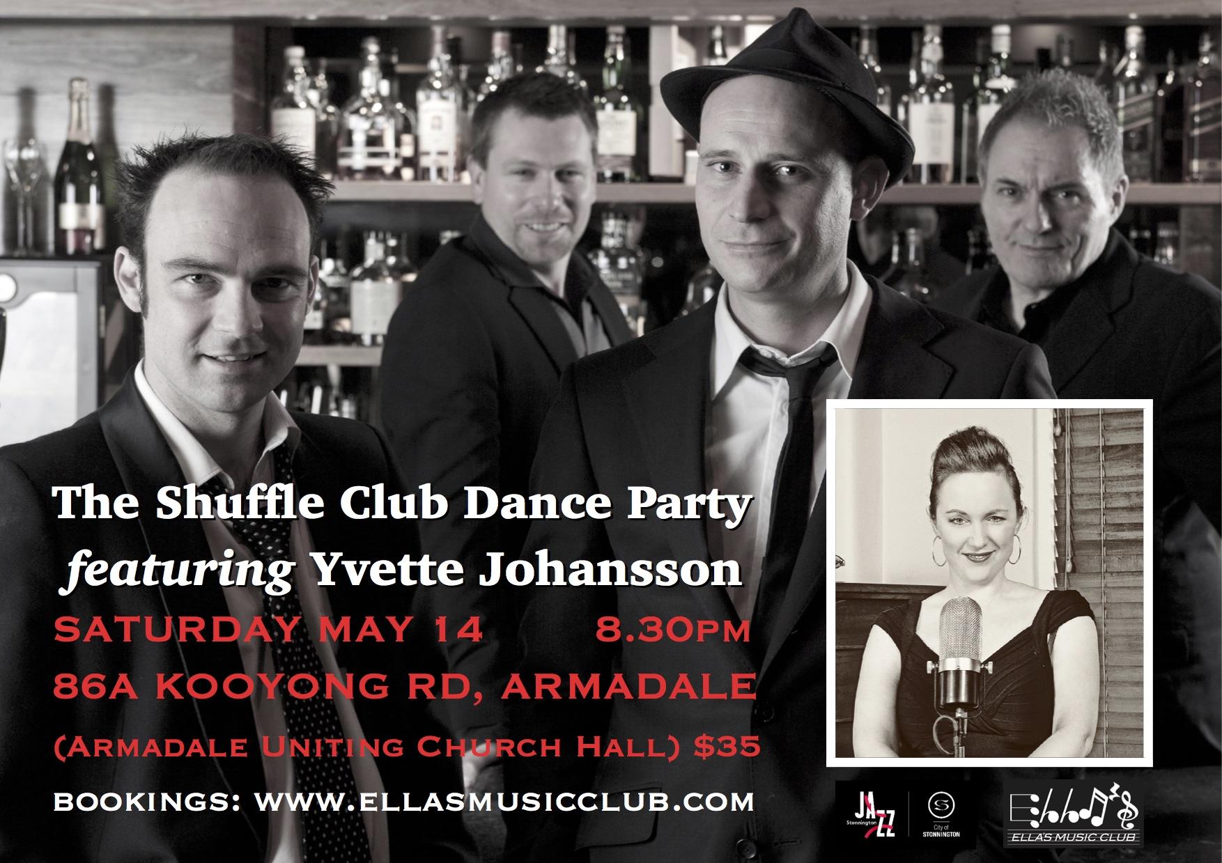 Shuffle Club Dance Party