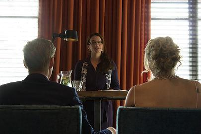 Linda Veerman trouwambtenaar