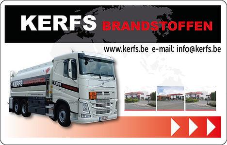 Tankkaart Kerfs