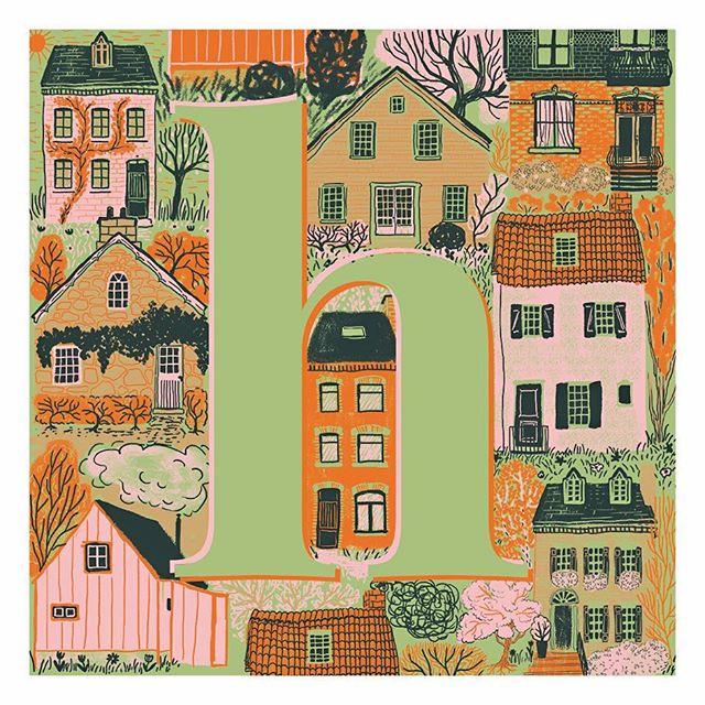 H like houses