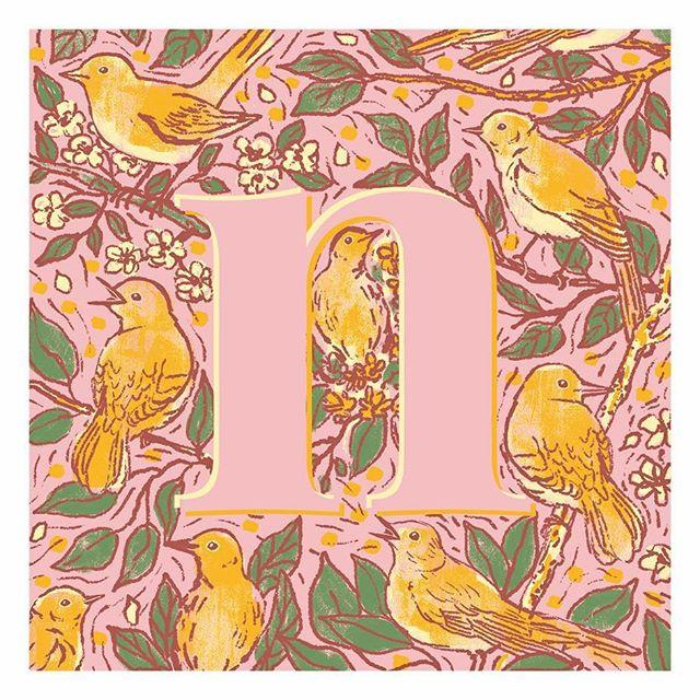 N like nightingale
