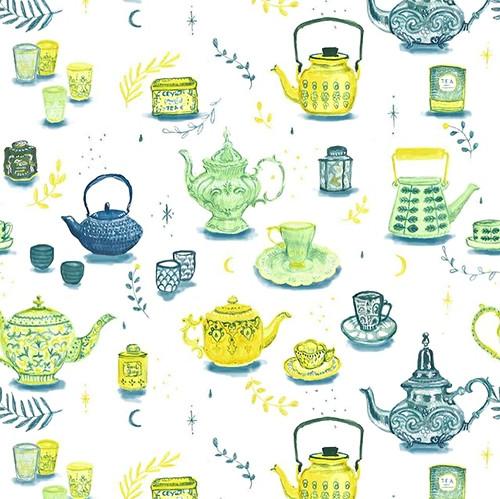 Tea Time Magic