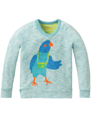 Parakeet Sweatshirt