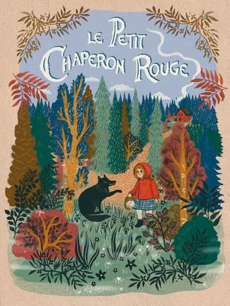 L'Affiche Moderne | Le Petit Chaperon Rouge