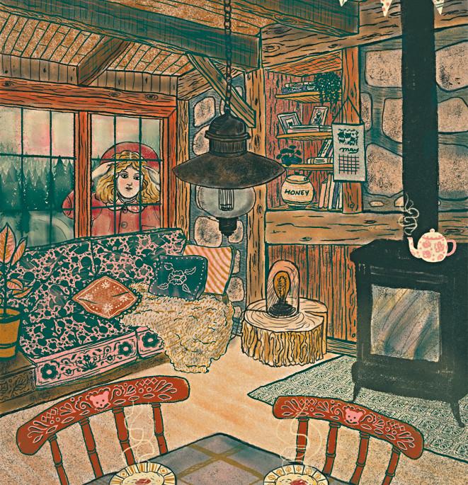 The 3 Bear's Home
