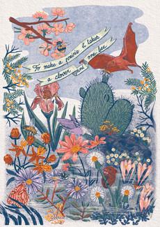 Flora & Fauna: Pollination