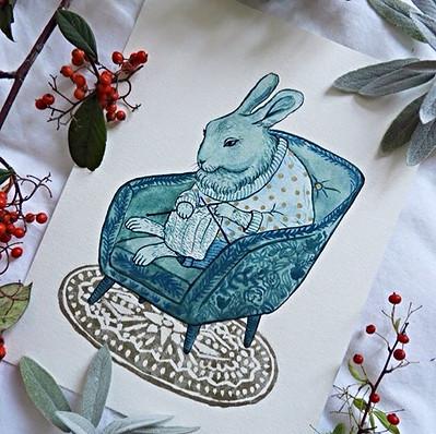Bunny's Knits