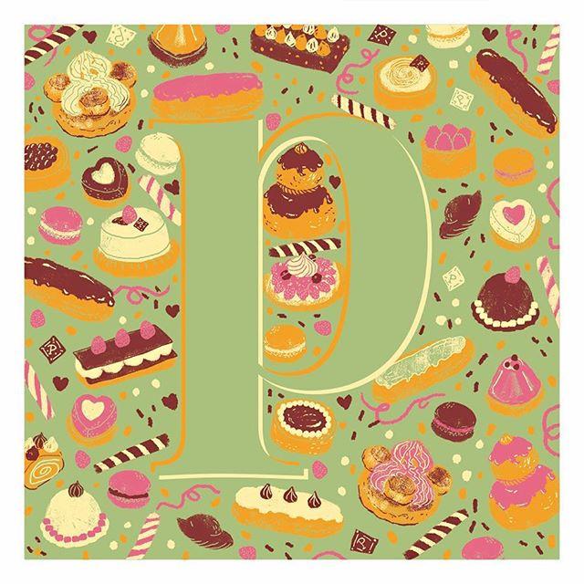 P like pastries 🍰