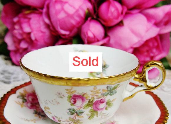 Sold *送料無料* コープランド スポード 豪華客船用カップ&ソーサー