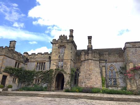 Haddon Hall 中世の貴族の館 ハドンホール