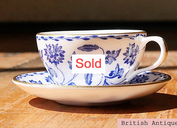 Sold *送料無料* スポード ミニチュア カップ&ソーサー