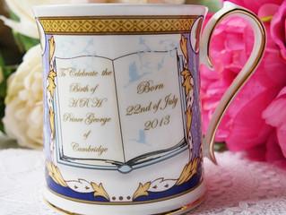 ウィリアム王子とキャサリン妃に第三子 ご誕生おめでとうございます。