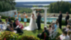 Ceremony Harbor View Entertainment