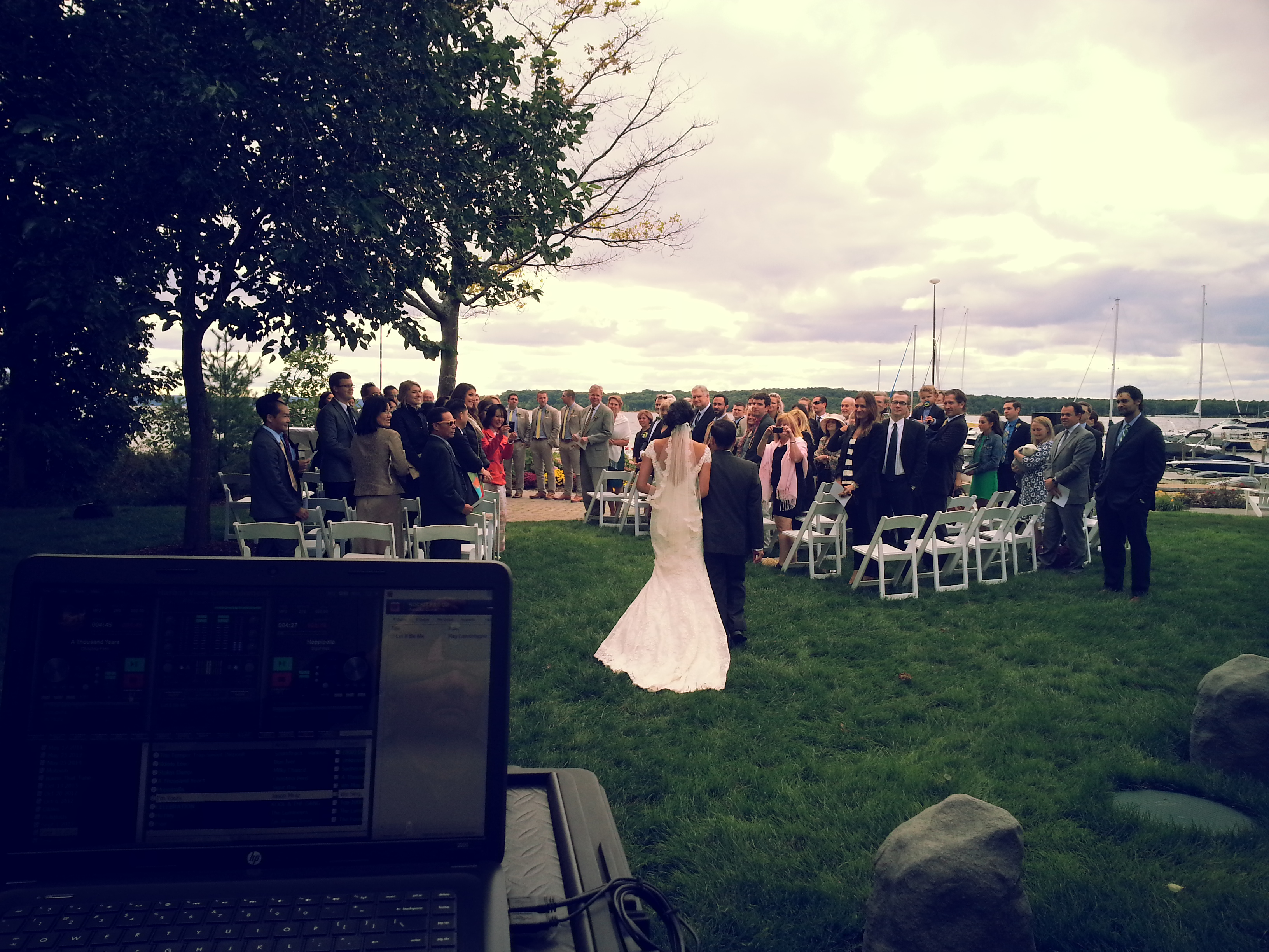 Bowers Harbor Wedding