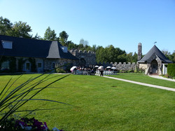 Castle Farms ceremony