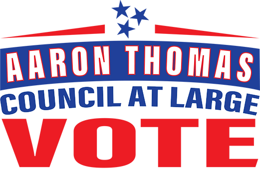 VOTE AARON THOMAS ON NOVEMBER 6TH