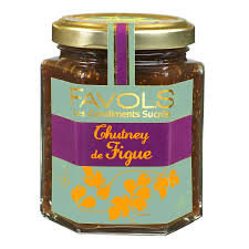 Chutney de Figue - Favols