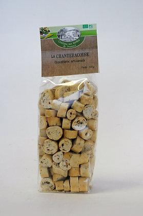 Mini CROUTONS aux Herbes de Provence 100 g - BIO - La Chanteracoise