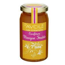 Confiture Mangue Fruitée - Favols