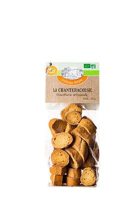 CROUTONS Nature 100 g - BIO - La Chanteracoise