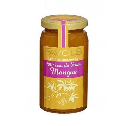 Confiture MANGUE 100% Fruits - Favols