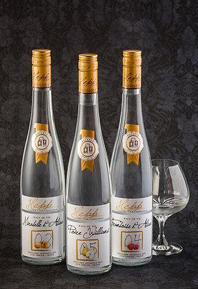 EAUX de VIE Artisanale Poire William Distillerie Hepp
